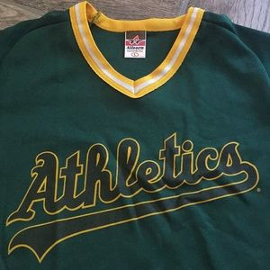 Other - Vintage Oakland A's Jersey